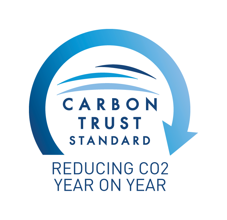 Southern Water - Carbon Trust Standard award