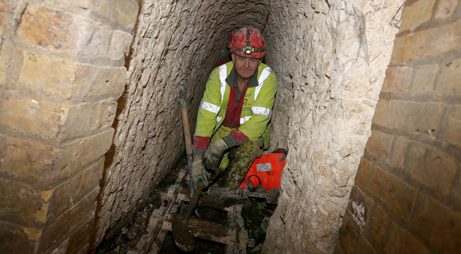 Southern Water - Thanet sewers investment