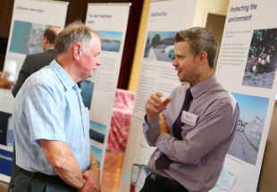 Southern Water - public exhibition in Woolston, July 2013
