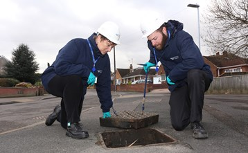Helping to keep our sewers flowing during the Coronavirus lockdown