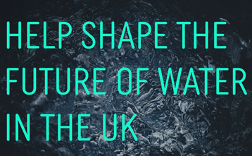 Help shape the future of water
