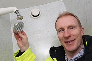 Water Efficiency Manager Ben Earl